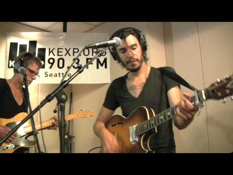 Cory Chisel and the Wandering Sons - Born Again (Live @ KEXP)