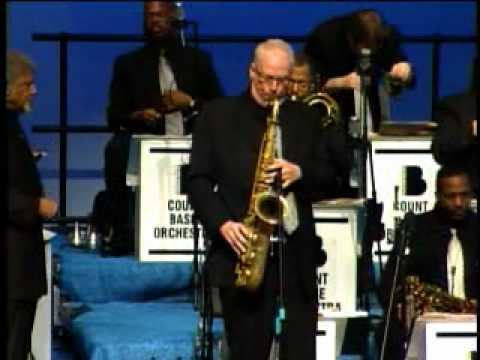 """Count Basie Orchestra Live 2009! """"The Heats On"""""""