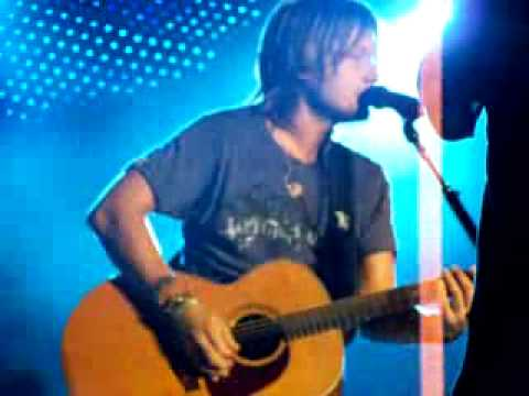 "Keith Urban - ""But For the Grace of God"" LIVE"