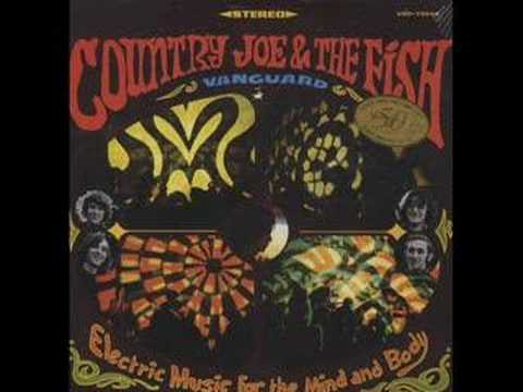 Country Joe and The Fish - Flying High