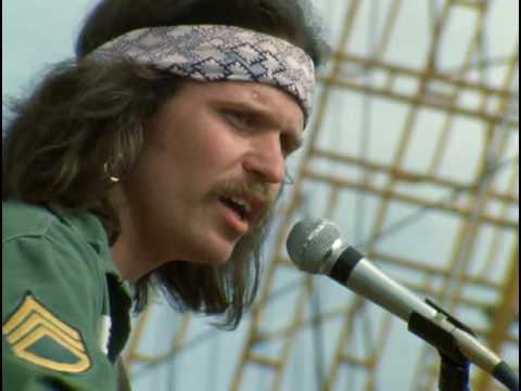 Flying High - Country Joe McDonald [Live at Woodstock 1969]