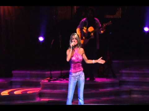 "Kimberly Barber - ""She`s Got You"" - Country Tonite show"