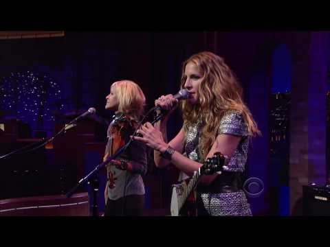 Court Yard Hounds - Ain`t No Son (Live on Letterman 05-06-2010) [HD 1080p]