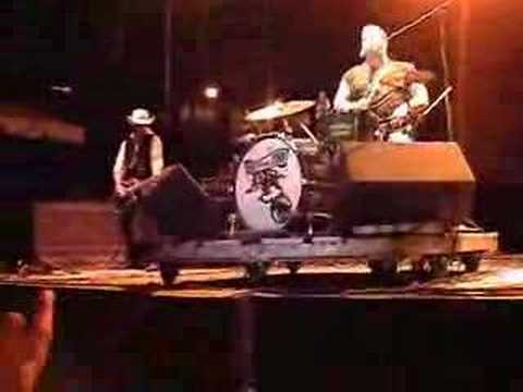 Cowboy Mouth- Born to Run- 7/29/2004