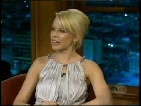 Kylie Minogue - All I See + Interview on Craig Ferguson