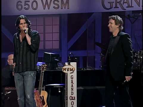 "Craig Morgan & Joe Nichols ""Country Boy Can Survive"" Grand Ole Opry"