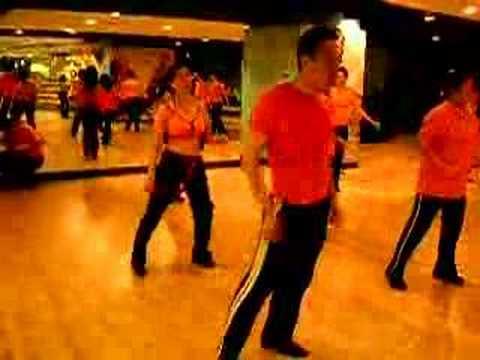 Line Dance - Keep It Burnin`