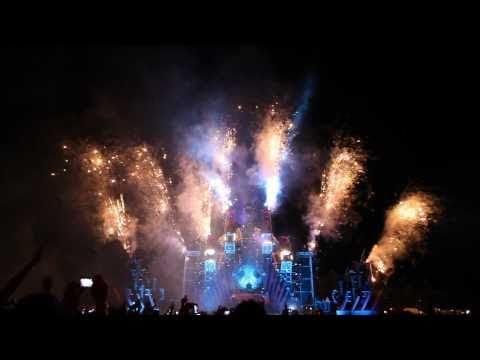 Defqon.1 Festival Australia 2010 - Endshow + Fireworks ft. Headhunterz