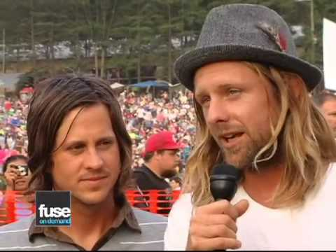 Switchfoot Interview (March 2009)