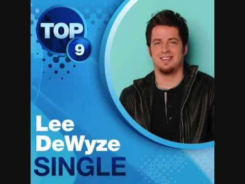 Lee Dewyze - A Little Less Conversation Studio Version American Idol Top 9