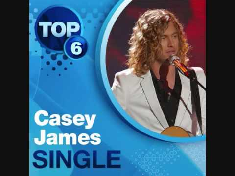 Casey James - Don`t Studio Version American Idol 9 Top 6
