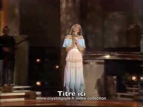 Crystal Gayle - You never gave up on me