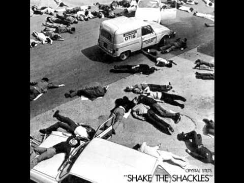 "Crystal Stilts - Shake the Shackles 7"""
