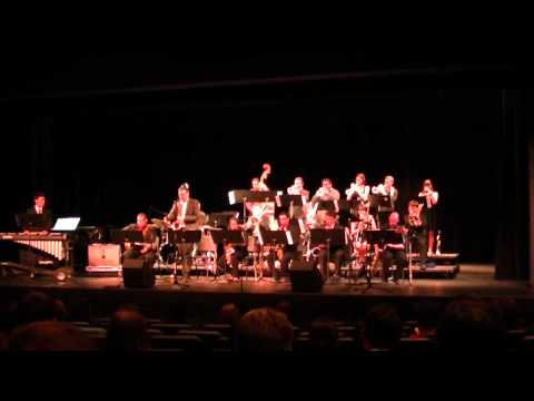 "CSUN Jazz ""A"" Band - Super Jazz Festival - 4/16/2011 - Part 1"