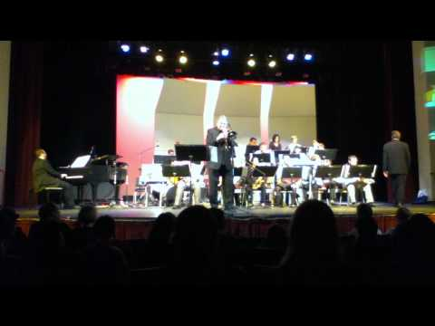 "CSUN Jazz ""A"" Band with Bob McChesney - Cherokee"