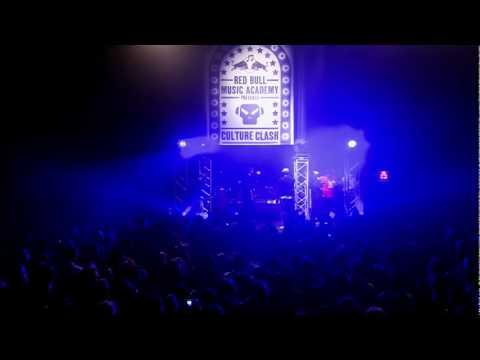Culture Clash feat Metalheadz, Soul ll Soul, Trojan and DMZ @ RBMA London 2010