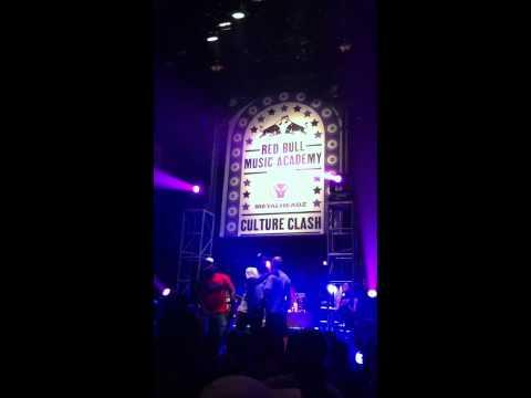 Shy FX @ Red Bull Music Academy Culture Clash