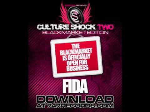 SUNNY BROWN - FiDA Culture Shock 2 Black Market !!!BRAND NEW SINGLE!!!!
