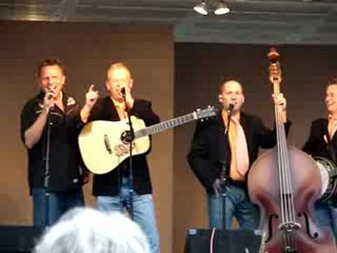 Dailey & Vincent w/ Barry Scott 2008