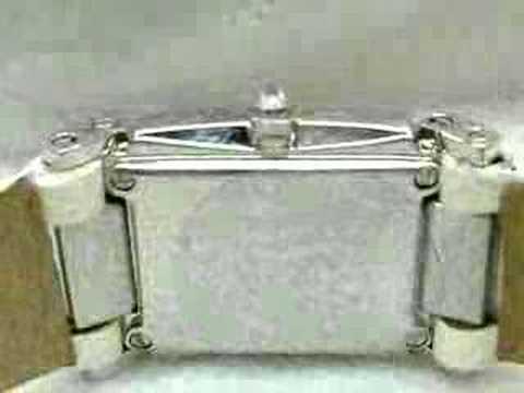 Patek Philippe Diamond Dial Bezel Leather Replica collection