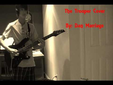 The Trooper Cover