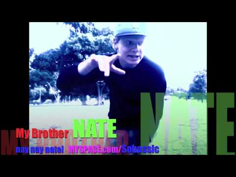 A-Plus Adam Hicks first clip my Brother Nate Made This Beat