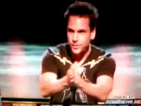 Teen Choice Awards 2009 - Dane Cook disses Vanessa Hudgens (HQ)