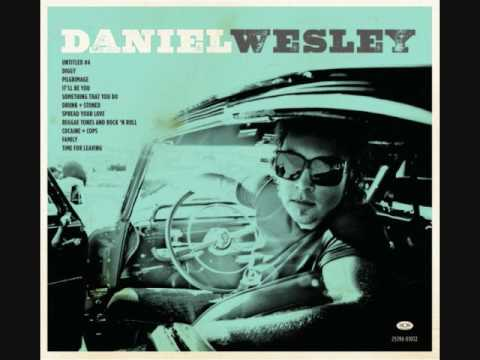 Daniel Wesley Time for Leaving