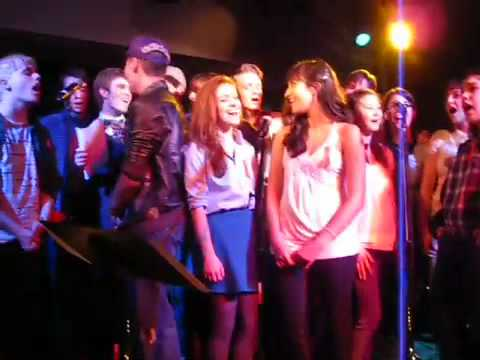 Spring Awakening Cast (1st National) - Seasons of Love/Purple Summer - Upright Cabaret