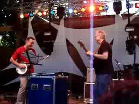 Danny Barnes and Bill Frisell