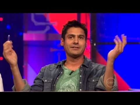Danny Bhoy talks about his depressed cat