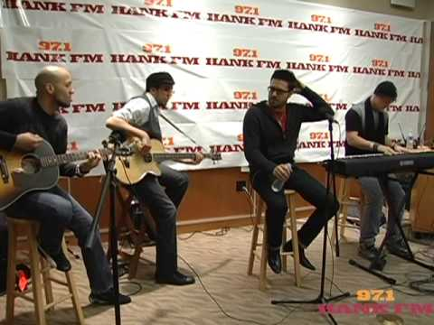 "Danny Gokey performs ""Will Not Say Goodbye"""