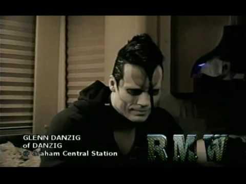 Glenn Danzig Interview on Robb`s Metal Works