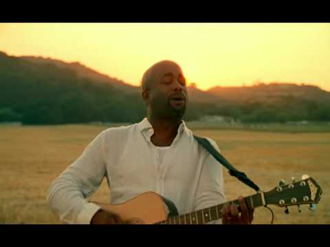 Darius Rucker - Don`t Think I Don`t Think About It