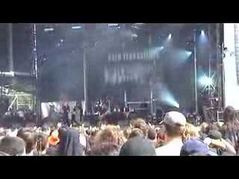 Dark Tranquility-Punish my heaven-HELLFEST 2007