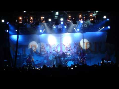 Stratovarius - Darkest Hours - live at Pakkahuone, Tampere, Finland 2010