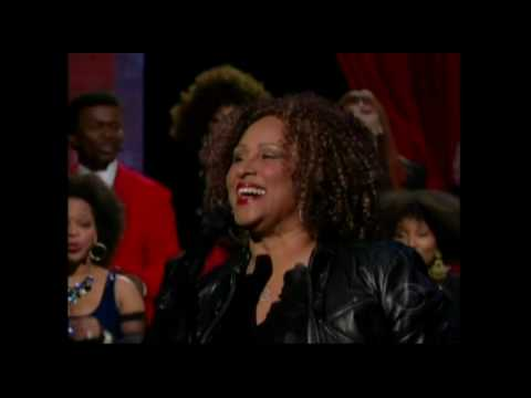 Darlene Love - Letterman 12-23-09