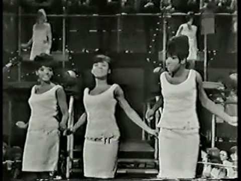 Crystals - He`s A Rebel (1965 clip!)