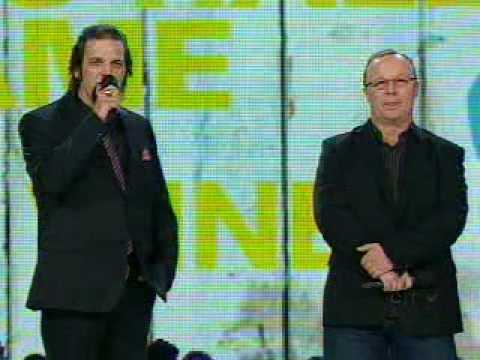 April Wine - Canadian Music Hall of Fame Induction & Tribute @ the 2010 Juno Awards