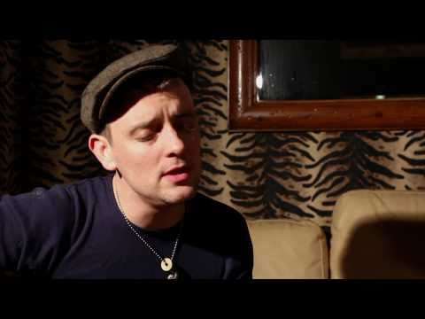 Dave Hause and Franz Nicolay - Prague (Revive Me) live backstage session