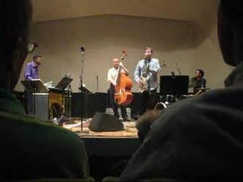 Chris Potter with the Dave Holland Quintet