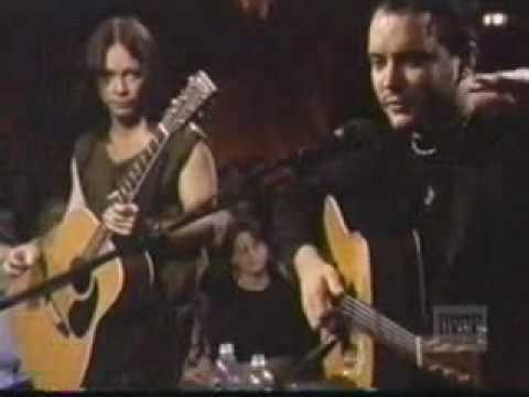 Dave Matthews - Crash Into Me (acoustic) (part 3)