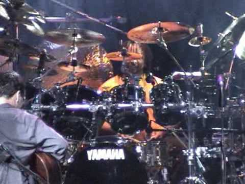 Dave Matthews Band - Carter Beauford Drum Solo (Two Step)