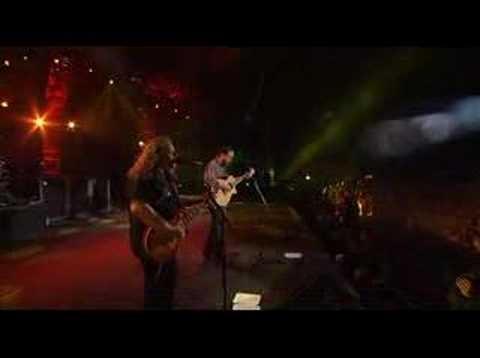 Dave Matthews Band f/ Warren Haynes - Cortez the Killer (Neil Young Cover) - Live at Central Park