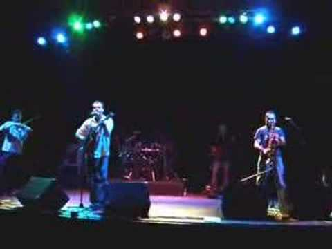 The Dave Matthews Tribute Band - Don`t Drink The Water