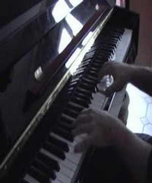 Kei`s song (David Benoit) piano