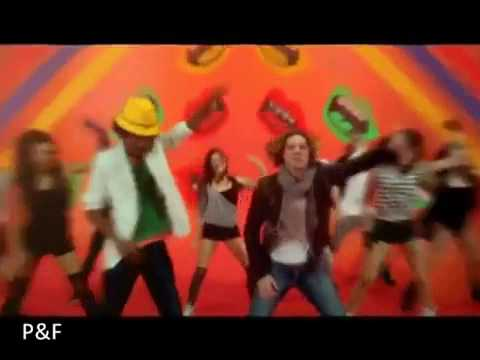 DAVID BISBAL & KNAAN - WAVING FLAG [OFFICIAL VIDEO]
