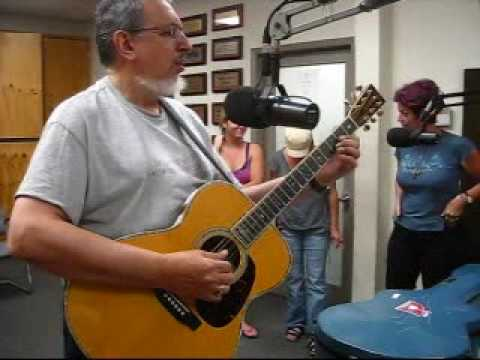 "David Bromberg ""Drown In My Own Tears"""