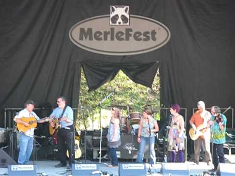 Driving Wheel-David Bromberg & Angel Angel Band Merlefest 2009