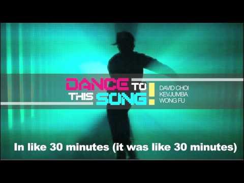 """Dance To This Song"" - (Official) KevJumba, Wong Fu Productions, David Choi"